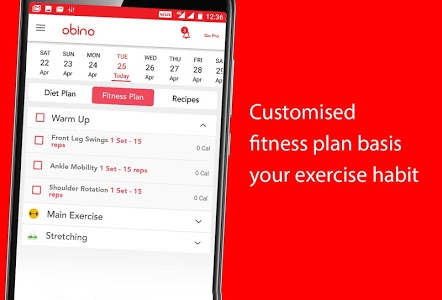 Losing Post Partum Weight With Your Personal Health Coach App - Obino Review
