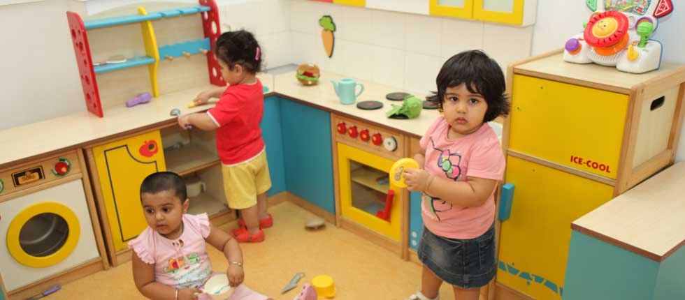 Best PreSchools – PlaySchools In Delhi