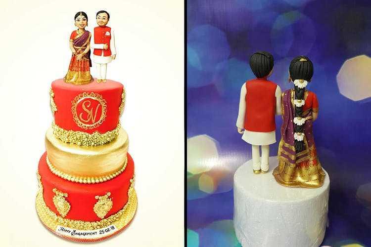 Best Birthday & Wedding Cakes In Hyderabad