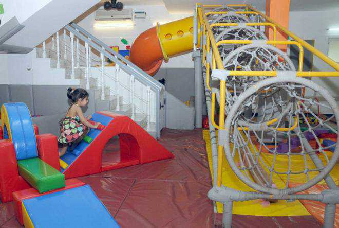 Best Indoor Play Area For Children In Chennai