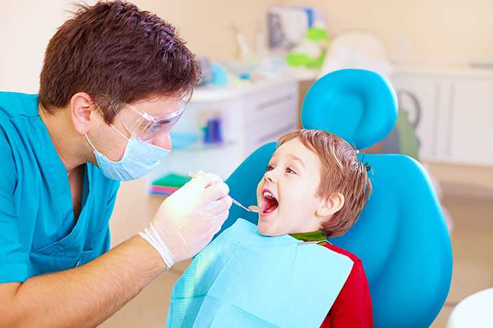 Common Dental Problems In Child