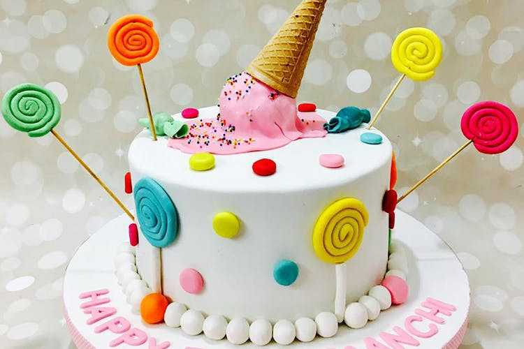 Designer Theme Cakes In Hyderabad