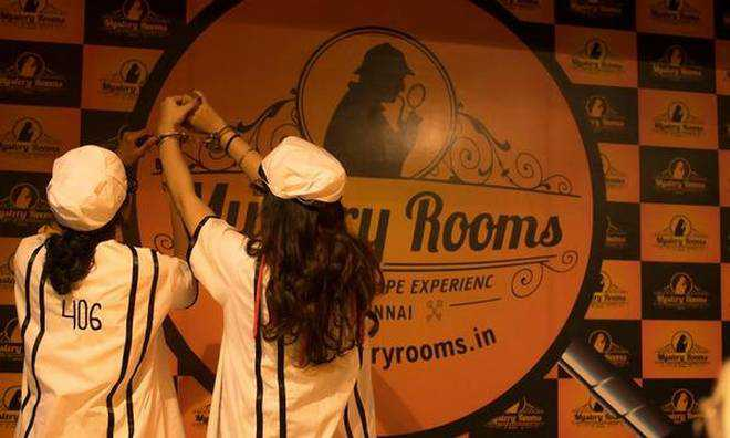 Mystery Rooms Chennai Review