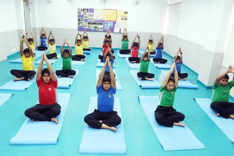 Best International School In Kolkata South City