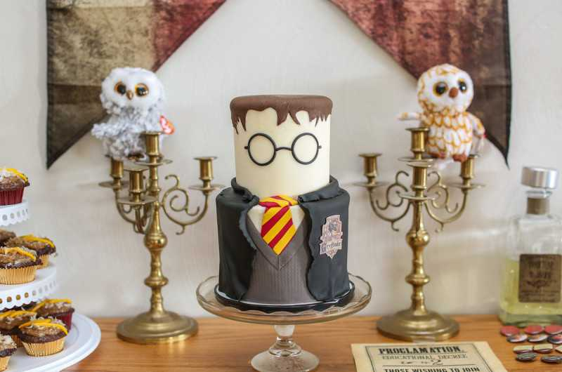 Harry Potter Theme Party