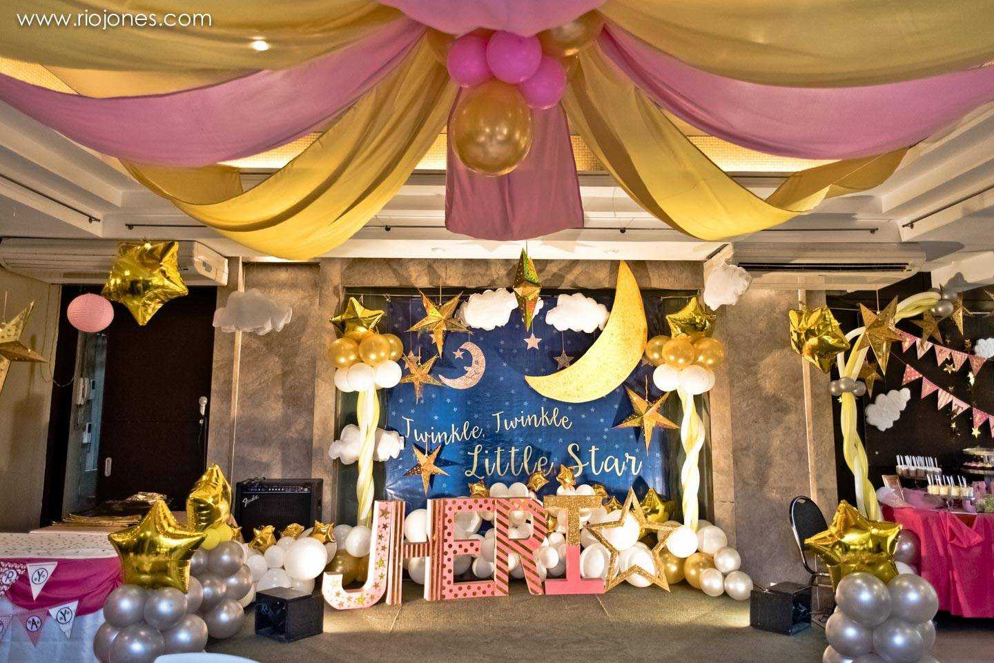 best birthday themes for girls