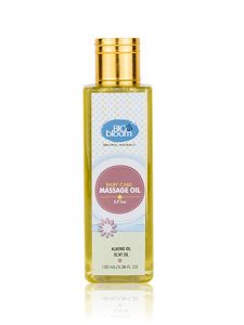 Bio Bloom Baby Oil