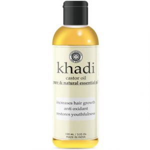 Khadi Oil - Best Castor Oil In India