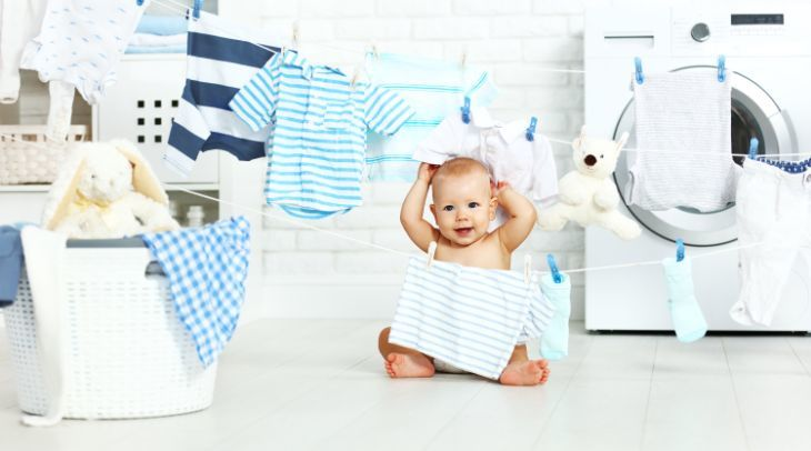 5 Best Baby Laundry Detergents in India