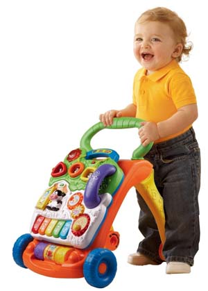 Top 8 Baby Walkers in India
