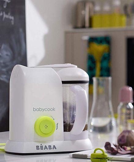 Beaba BabyCook Food Maker & Processor