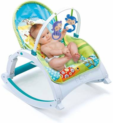 Webby Fiddle Diddle Rocker Bouncer For Babies