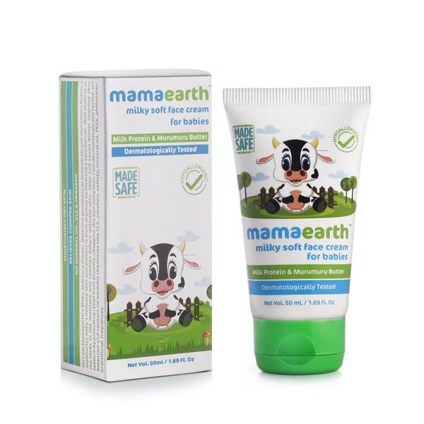 Mama Earth Baby Face Cream
